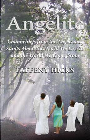 Angelite by Taffeny Dawn Hicks