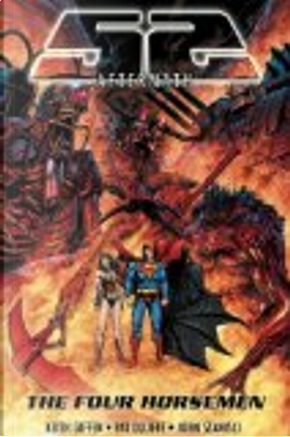 52 Aftermath by John Stanisci, Keith Giffen, Pat Olliffe