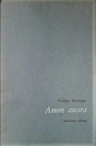 Amore ancora by Loris M. Marchetti