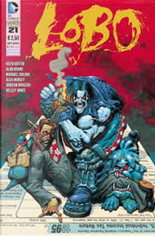 Lobo n. 21 by Keith Giffen, Alan Grant, Michael Siglain