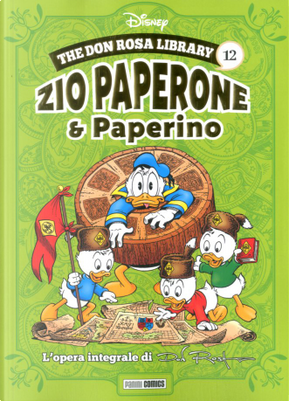 The Don Rosa Library n. 12 by Don Rosa