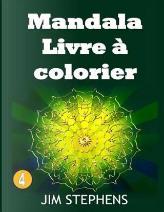 Mandala Livre À Colorier by Jim Stephens