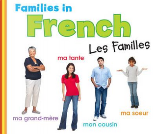 Families in French by Daniel Nunn