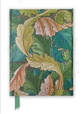 William Morris Acanthus by Flame Tree Studio