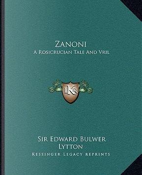 Zanoni by SIR EDWARD BULWER LYTTON