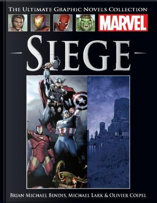 Siege by Brian Michael Bendis