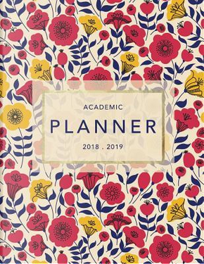Academic Planner 2018-2019 by Jolly Journals