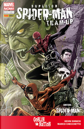 Superior Spider-Man team-up n. 8 by Kevin Shinick, Nick Spencer