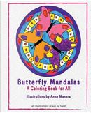 Butterfly Mandalas by Anne Manera