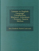Lessons in English by Sara Elisabeth Husted Lockwood