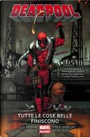 Deadpool vol. 8 by Ben Acker, Ben Blacker, Brian Posehn, Gerry Duggan, Jason Mantzoukas, Matt Selman, Mike Drucker, Nick Giovannetti, Paul Scheer, Scott Auckerman