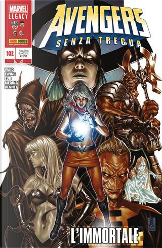 Avengers n. 102 by Paco Medina