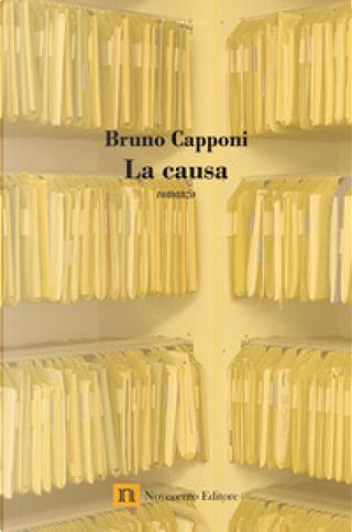 La causa by Bruno Capponi