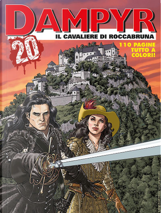 Dampyr n. 241 by Mauro Boselli