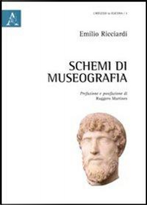 Schemi di museografia by Emilio Ricciardi