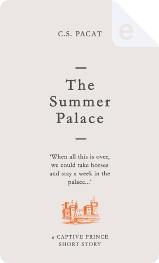 The Summer Palace by C. S. Pacat