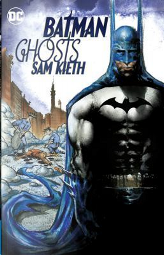 Batman by Sam Kieth