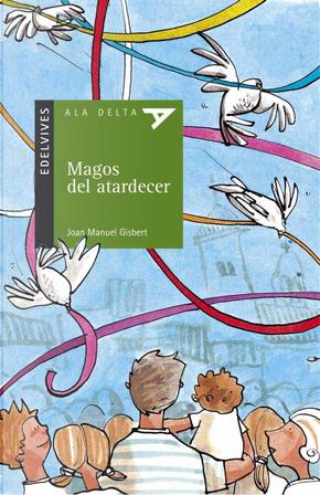 Magos del atardecer by Joan Manuel Gisbert
