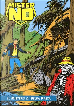 Mister No ristampa cronologica a colori n. 41 by Guido Nolitta