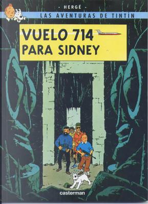 Vuelo 714 para Sidney by Hergé