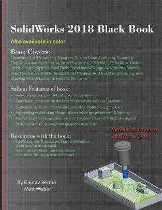 SolidWorks 2018 Black Book by Gaurav Verma