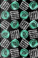 Bullet Journal Notebook Batik Design 3 by Maz Scales