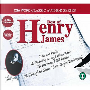 Best Of Henry James by Henry James