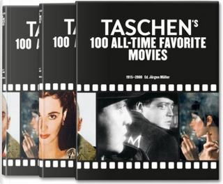 100 clásicos del cine de Taschen by Jürgen Müller