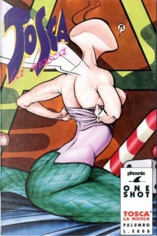 Tosca la mosca n. 1 by Giuseppe Palumbo