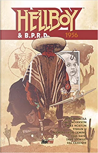 Hellboy & B.P.R.D. vol. 5 by Chris Roberson, Mike Mignola