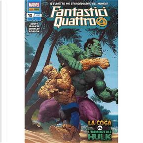 Fantastici Quattro n. 397 by Dan Slott, Jeremy Whitley