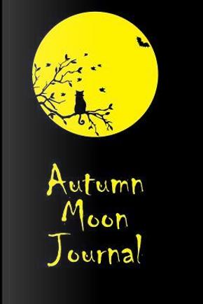 Autumn Moon Journal by Farfam Designs