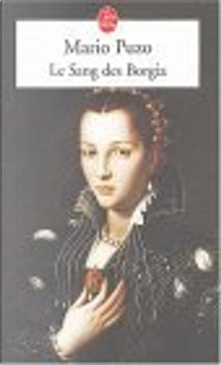 Le sang des Borgia by Jean-Paul Mourlon, Mario Puzo
