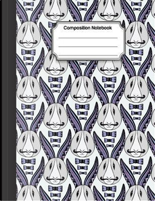 Composition Notebook by M.J. Journal