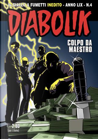Diabolik anno LIX n. 4 by Mario Gomboli, Tito Faraci