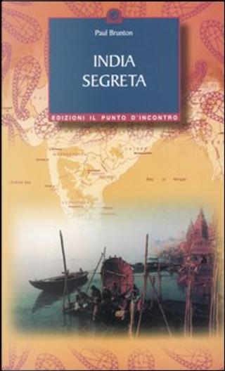 India segreta by Paul Brunton