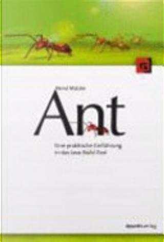 Ant by Bernd Matzke