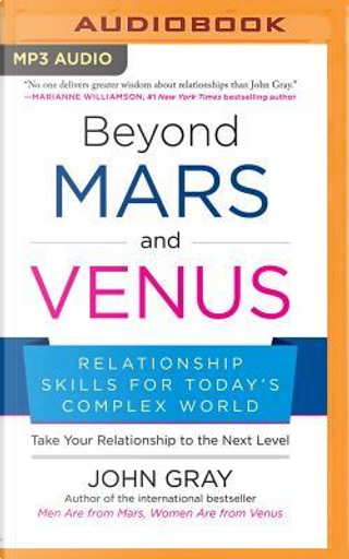 Beyond Mars and Venus by John Gray