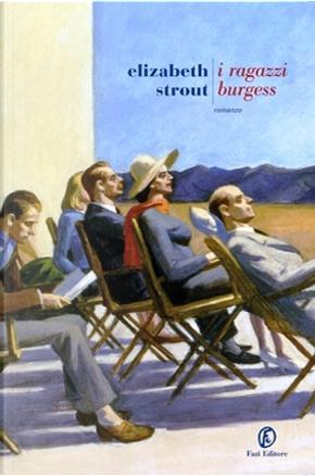 I ragazzi Burgess by Elizabeth Strout