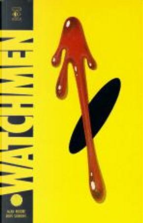 Watchmen by Alan Moore
