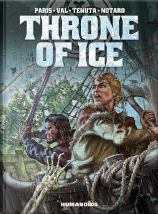 Throne of Ice by Alain Paris