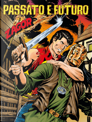 Zagor n. 661 (Zenith n. 712) by Claudio Chiaverotti