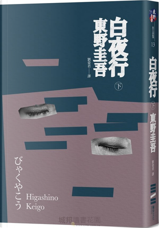 白夜行 (下) by 東野圭吾