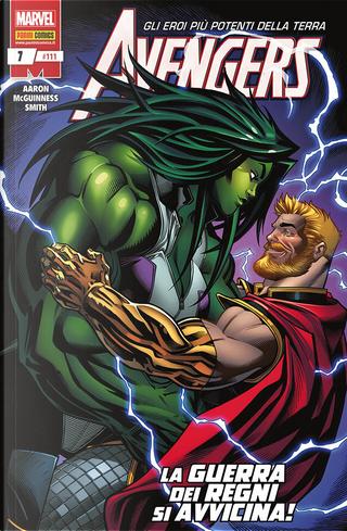 Avengers n. 111 by Cory Smith, Ed McGuinness, Jason Aaron