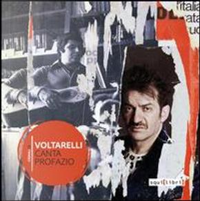 Voltarelli canta Profazio. Con CD Audio by Peppe Voltarelli