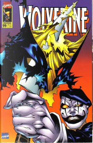 Wolverine n. 99 by Anthony Winn, Larry Hama, Pascual Ferry, Randall Green, Terry Kavanagh, Todd DeZago