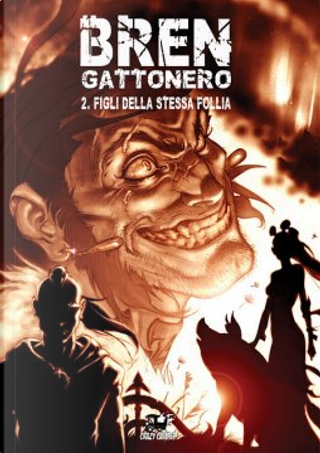 Bren Gattonero 2 by Antonio Solinas, Marco Furlotti, Marco Ventura, Tommaso Destefanis