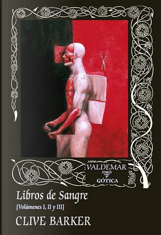 Libros de Sangre by Clive Barker