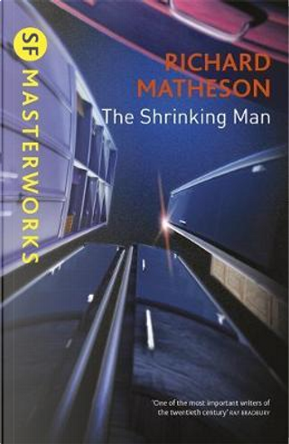 The Shrinking Man by Richard Matheson
