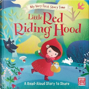 Little Red Riding Hood by Pat-a-Cake